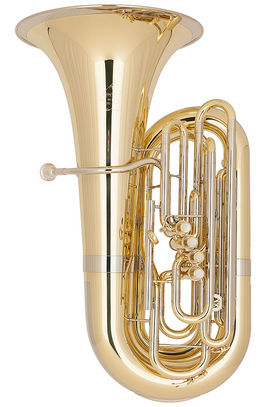 Tuba Do Miraphone 5 Pistones New Yorker