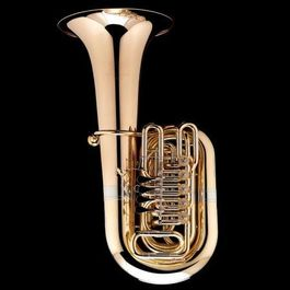 "Tuba WESSEX Do 4/4 ""Mahler"" TC470 cinco cilindros"