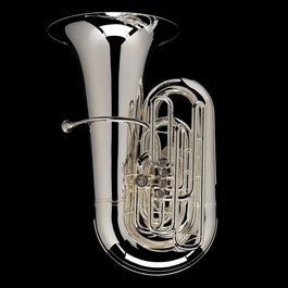 "Tuba WESSEX Do 6/4 ""Chicago-York"" TC695 plateada"
